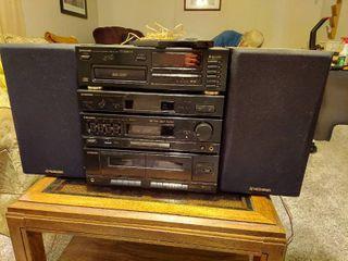 Pioneer Stereo and Speakers