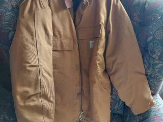 Carhartt Coat   Size Xl