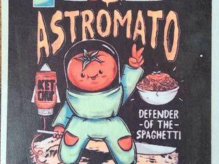 ASTROMATO  Defender of Spaghetti