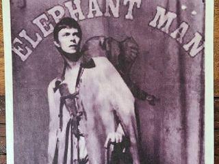 The Elephant Man   David Bowie