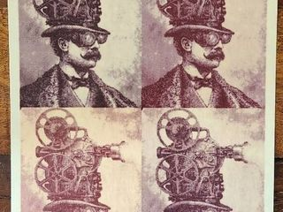 Warhol Style vs Steampunk