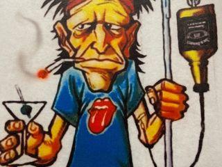 Keith Richards I V