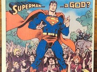 Superman  a God