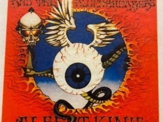 Jimi Hendrix lithograph