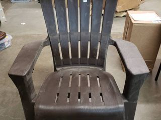 RlC Outdoor living Brown lounge Chair