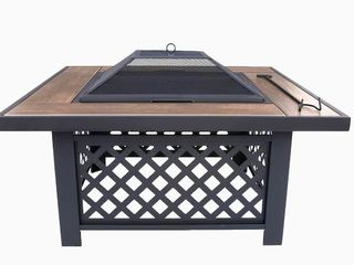 Style Selections Fire Pit