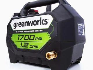 Greenworks Portable Powerwasher 1700 PSI