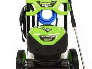 Greenworks Pro Brushless Pressure Washer 2300psi