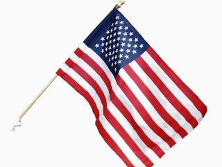 American Flag 2 5x4 ft