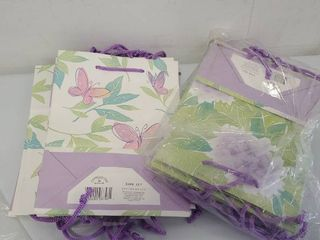 Spring Themed Hallmark Gift Bags 20   or