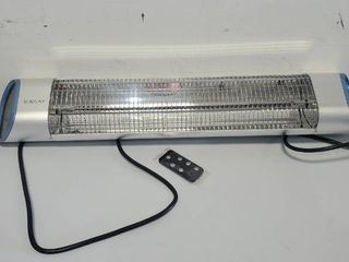 15000 Watt Patio Heater With Remote Tested Working