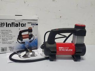 BonAire 120 Volt Tire and Multipurpose Inflator  BA120B