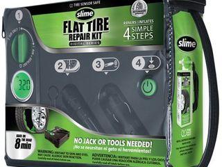 Slime Digital Emergency Flat Tire Repair Kit   50123