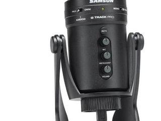 Samson Audio G Track Pro Microphone