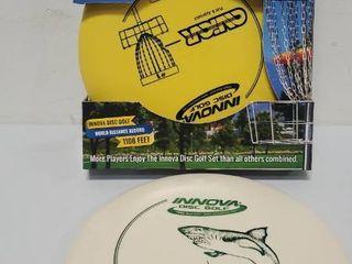 Innova Disc Golf DX 3 Disc Set