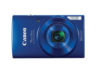 Canon   PowerShot ElPH 190 20 0 Megapixel Digital Camera   Blue