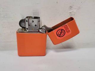 Zippo lighter Orange