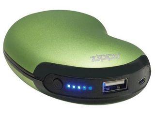 Zippo 6 Hour green Rechargeable Hand Warmer