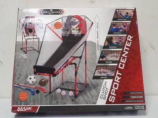 Majik 1 1 28794 DS 5 in 1 Arcade Sport Center Game System