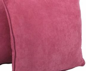 Porch  amp  Den Springbrooke 25 inch Microsuede Floor Pillow