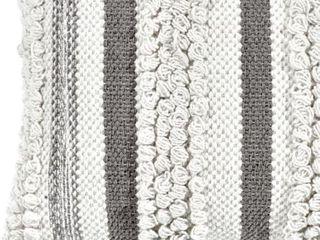 lush Decor Bria Stripe Decorative Pillow Cover