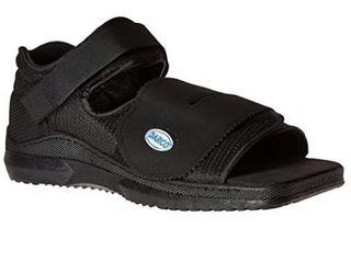 Arco Medical Shoe Adjustable Black  13 inch length