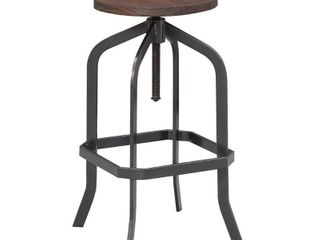 Picket House Furnishings Court Adjustable Backless Bar Stool  Retail 75 98