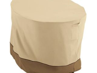 Classic Accessories Veranda Water Resistant 46 Inch Papasan Patio Chair Cover