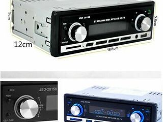 Car Stereo Player Bluetooth USB MP3 FM Radio Music Player with Remote Control retail price  47 49
