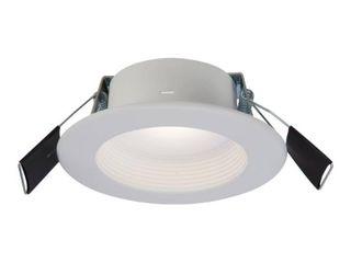 Cooper lighting 7340706 6 in  800 lumens Recessed Ceiling lED light   White