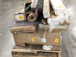 Pallet of Incomplete Miscellaneous  As is