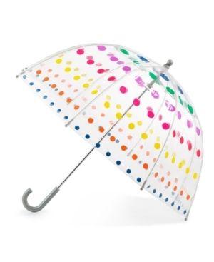 Kid s Bubble Umbrella with Easy Grip Handle