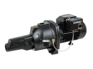 Everbilt 1 HP Convertible Jet Pump Retails 292 59