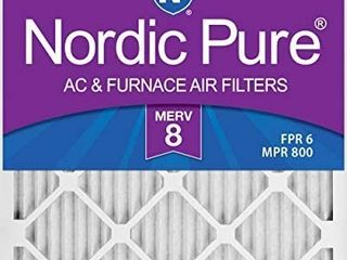 Nordic Pure Air Filter  PACK OF 4