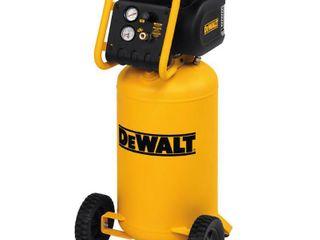 DEWAlT 15 Gal  Portable Electric Air Compressor   RETAIlS 399