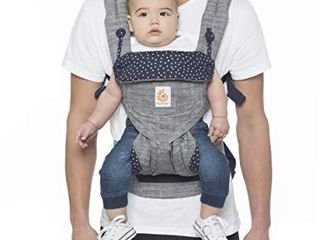 Ergobaby 360 All Position Baby Carrier with lumbar Support  12 45 Pounds  Star Dust