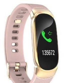 QW16 IP67 Smart Watch Bracelet Heart Rate Monitor Blood Pressure Health Fitness Track Sports Sleep Monitoring Watch