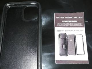 Cellphone Wallet Case with Kickstand for iPhone 11 Pro