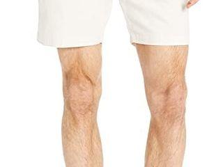 Amazon Brand   Goodthreads Men s 7 Inch Inseam lightweight Oxford Short Khaki 36