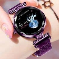 Women Bracelet IP67 Blood Pressure Heart Rate Monitor Smartband