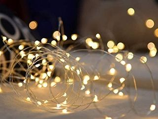 100 lEDs Waterproof USB Copper Wire Christmas Decoration String light