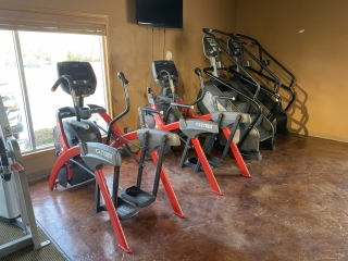 Fitness Club Moving Auction