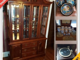 Lowell Moving Online Auction - Moore Street