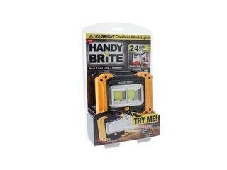 6029659 500 lumens lED Battery Handheld Work light