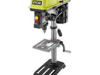Ryobi DP103l 10 in  Drill Press Green  Retails 214 95