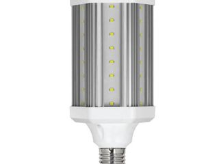 Feit Electric 300 Watt Equivalent Corn Cob High lumen Daylight  5000K  HID Utility lED light Bulb  1 Bulb