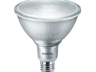 Philips PAR38 Medium Indoor Outdoor lED Floodlight light Bulb