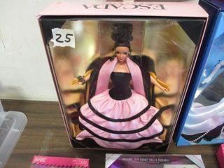 Barbie NIB Escade