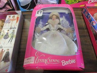 Barbie NIB Winter Evening