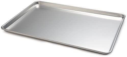 GRIDMANN 18  x 26  Commercial Grade Aluminum Cookie Sheet Baking Tray Pan Full Sheet   4 Pans